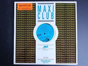 "Marcus – Let The Rain Fall (Vinyl, 12"", MAXI 33 TOURS)"