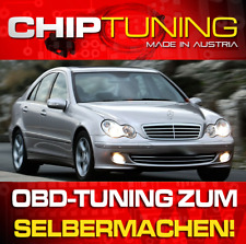 CHIPTUNING MERCEDES C270 CDI (W203) - OBD-Tuning Do-it-Yourself inkl. Flasher