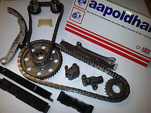 FITS NISSAN NAVARA D22 2002-05 2.5 Di 4X4 DIESEL BRAND NEW TIMING CHAIN KIT