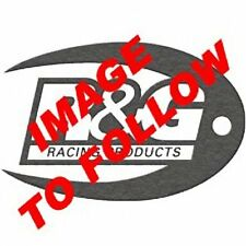 GSXR1000 K3 2003 R&G Racing Radiator & Oil Cooler Guard Set RAD9018BK Black