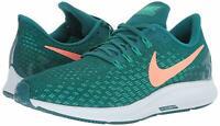 Nike Zoom Pegasus 35 TEAL MANGO BLUE GREEN ORANGE 942851-300 Running Shoes Men's