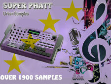 SUPER Phatt Urban Sounds DOWNLOAD 1900+ Samples - Kits FX Keys Synths Pads Drums