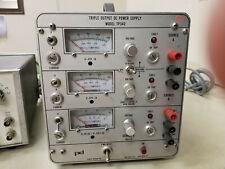 TRIPLE OUTPUT DC 100 watt POWER SUPPLY MODEL TP340.