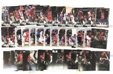 2007-2008 FLEER 100 CARD LOT MICHAEL JORDAN BASKETBALL CHICAGO BULLS NBANR MT