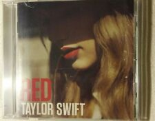 Red by Taylor Swift (CD, Oct-2012) Tested- rare - ships In 24 hrs