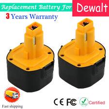 2x 9.6V 2.0Ah XR NiCd Extended Battery For DEWALT DW9062 DW9061 DE9062 9.6 Volt