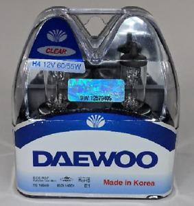 Daewoo H4 12V 60/55W Headlight C01