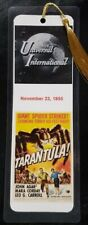 """Classic Monster Movies Bookmark - Hand Made - Choose Movie - 5 ml - 8"""" x 3"""""""
