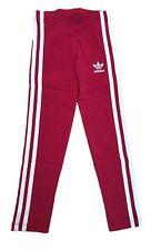 adidas Tight Laufhose Sporthose Trainingshose Mädchen Pink Gr. 110-164