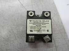Teledyne 615-2 10A 250Vac 3-32V Solid State Relay