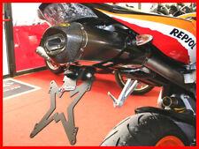 Nummernschildhalter Verstellbar EVOTECH Honda CBR 600 RR 03 06