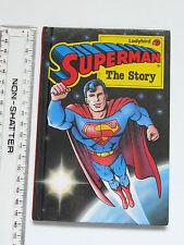 Superman: la historia de David Levin (Ladybird libro de tapa dura, 1989)
