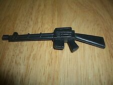 """VINTAGE ACTION MILITARY FIGURE GUN - 1980s - SIZE: 3 5/8"""" - VERY GOOD CONDITION"""