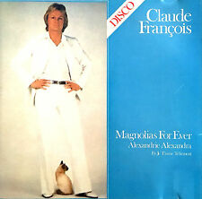 Claude François CD Magnolias For Ever - France (VG+/EX+)