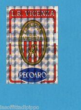 PANINI CALCIATORI 1985/86 -FIGURINA n.462- L.R.VICENZA - SCUDETTO -Rec