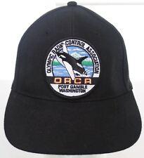 VTG ORCA Olympic Radio Control Association Port Gamble, Washington Patch Hat Cap