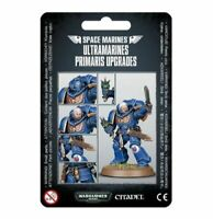 Ultramarines Primaris Upgrades Space Marines Warhammer 40K NIB Flipside