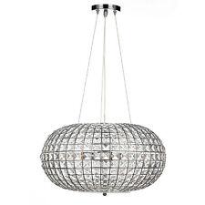 Dar Lighting Plaza 3 Light Globe Pendant - PLA0350