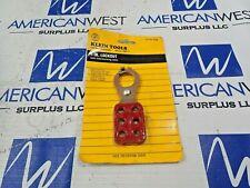 Klein Tools 45200 1 In Lockout With Interlocking Tabs