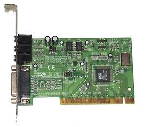 ESS Solo 1 PCI sound card