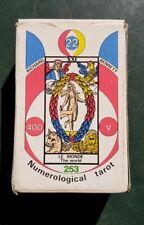 Tarot Numerologique Grimaud 1986 Ref 394119