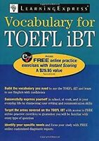 Vocabulario Para Toefl Ibt Perfecto Aprendizaje Express LLC