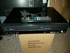 Panasonic DMR-EZ49V DVD VHS RECORDER
