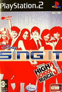 Hh7 Brand New Sealed-PS2 HIGH SCHOOL MUSICAL 3