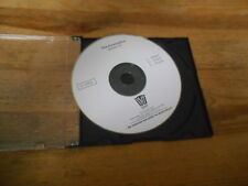 CD Pop Cinematics - Break EP (3 Song) Promo TVT REC disc only