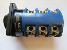 KRAUS & NAIMER C125 A212 ROATARY CAM SWITCH NEW UNUSED