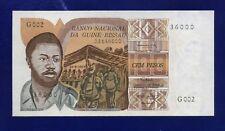 Guinea Bissau 100 Pesos 1975 UNC P2 ES-1