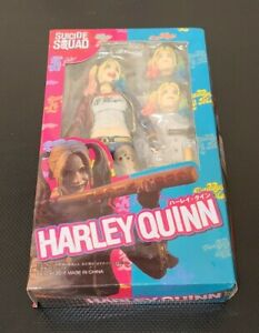 Bandai 2016 Harley Quinn Suicide Squad Action Figure
