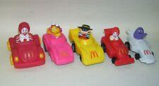 Mc Donald/'s 80s Fast Turbo Macs Lot 2 Vintage Toys Canada Version Cars grimace