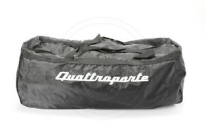 Genuine Maserati Quattroporte Outdoor Car cover Summer Offer P/n 940001107