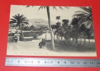 CPA CARTE POSTALE 1920-1930 NICE JARDIN PUBLIC COTE D'AZUR ALPES MARITIMES 06