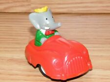 1992 Arbys Babar the Elephant Collectible Kid's Toy Only **READ**