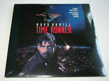 Time Runner - LASERDISC  Mark Hamill Rae Dawn Chong Brion James  NEW
