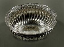Tiffany Sterling Punch Bowl               c1891 CELLINI