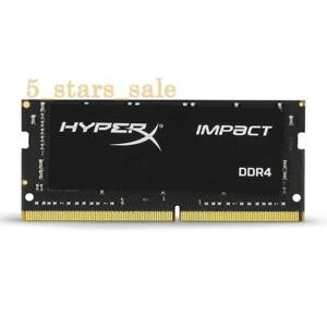 16GB DDR4 RAM Kingston Hyperx DDR4 2133 2400 2666 3200 MHz SODIMM Notebook Memor