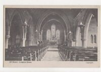 All Saints Church Langton Green Kent Vintage Postcard 779a