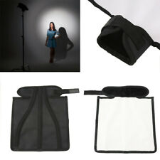 Foldable Universal Flash Snoot Speedlight Diffuser Beam For Canon Nikon