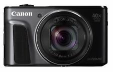 Canon PowerShot SX720 HS 20.3MP Black Digital Camera Japan Domestic Version NEW