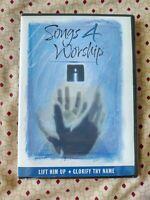 Songs 4 Worship: Lift Him Up Glorify Thy Name New DVD Integrity Music