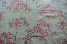 1.25 metres Villa Nova 'Hydrangea' Cotton Fabric - RRP £45 per metre