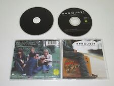 BON JOVI/CECI LEFT SENT RIGHT(ÎLE 0602498614044) CD + DVD ALBUM
