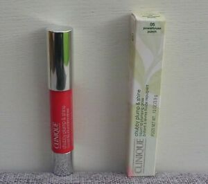 CLINIQUE Chubby Plump & Shine Liquid Lip Plumping Gloss, #05 Powerhouse Punch