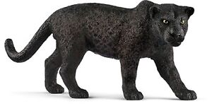 Schleich 14774 - Black panther - Wild Life - Combined Postage possible