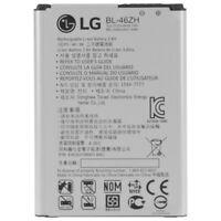 LG Batteria originale BL-46ZH per K7 LTE - K8 LTE 2125mAh Nuova Bulk ricambio