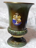 """Chalice With Denmark Crest on the front 5 x 3 1/2"""""""