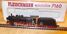 Fleischmann N 7160 Locomotora Vapor Br 38 1366 de Db Superior Probado en